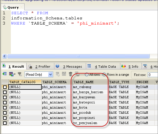 Mysql table schema bing images - Mysql show table structure ...
